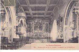 MONTAIGUT-sur-SAVE. 31. Intérieur De La Chapelle N. D D'ALET. - France
