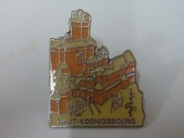 Haut Koenigsbourg - Steden