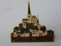 Mont Saint Michel - Villes
