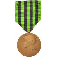 France, Médaille De 1870-1871, Medal, 1911, Très Bon état, Bronze, 36 - Militaria