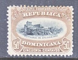 DOMINICAN  REPUBLIC  150   *   FORT - Dominican Republic
