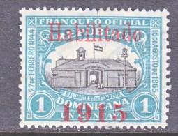 DOMINICAN  REPUBLIC  195   * - Dominican Republic