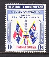 DOMINICAN  REPUBLIC  C 91  *  FLAGS - Dominican Republic