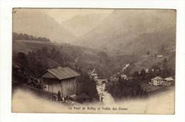 Cpa N° 95 LE PETIT BORNAND LES GLIERES Le Pont De Beffay Et Vallée Des Evaux - Ohne Zuordnung