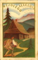 N°840 PPP 381  WESOLEGO ALLELUIA  1933 - Natale