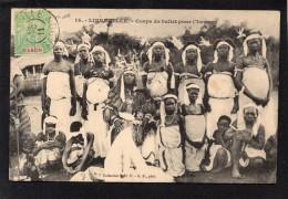 AFRIQUE OCCIDENTALE GABON LIBREVILLE CORPS DE BALLET POUR L' IWANGA - Gabon