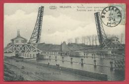 Zelzate - Nieuwe Zere Spoorweghe .... - 1910 ( Verso Zien ) - Zelzate