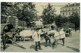 64.Pau.Le Marché Au Bois. - Pau