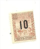 119    Timbre Surchargé Charniére   (828) - Non Classificati