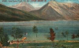 CPA  -  Etats-Unis  -  Colorado -  Twin Lakes - Colo - On The Colorado Midland Ry - Etats-Unis