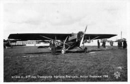 STAF Avion FARMAN 198 Moteur RENAULT 270 CV 5 Passagers - 1919-1938: Entre Guerres