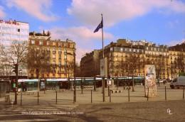 PARIS XV (75)-Place De La Porte De Versailles (EDITION à TIRAGE LIMITE) - Arrondissement: 15