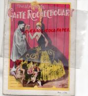 75 - PARIS - PROGRAMME THEATRE DE LA GAIETE ROCHECHOUART - ILLUSTRATEUR CLERICE 1924-C'EST UN ENFANT D' AMOUR-JOULLOT- - Programmes