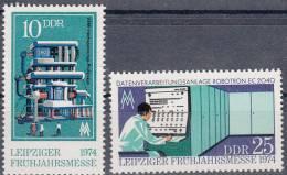 DDR 1931-1932 Postfrisch ** (17506) - Neufs