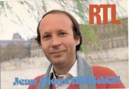 CARTE PHOTO RTL - Jean Pierre IMBACK - - Entertainment