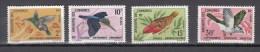 Comoro Islands Comores 1967,4V,birds,vogels,vögel,oiseaux,pajaros,uccelli,aves,,MNH/Postfris(A2317) - Non Classés