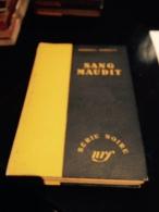 Hammet Sang Maudit - Série Noire