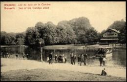 Bruxelles : Lac Du Bois De La Cambre - Non Classés