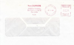 EMA-France-Meaux -20/3/1986-Yves COURRIERE-JOSEPH KESSEL