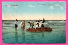 Groeten Uit Hoek Van Holland - Kindervermaak - Animée - Colorisée - 1923 - Hoek Van Holland