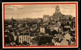 Brüssel : Panorama Mit Justizpalast - Bélgica