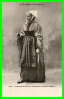 La Bretagne Pittoresque.Costume De Fête De Langueux (Côtes Du Nord)(recto Verso) - Autres Communes