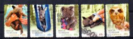 Australia - 2010 - Wildlife Caring Resue To Release (Self Adhesive) - Used - Usati