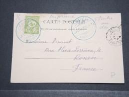 EMPIRE OTTOMAN - Carte De Makri Kedi Pour Rouen - Bien Marqué Et Pas Si Courant - 1902 - A Voir -  P16916 - Covers & Documents