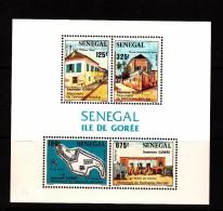 1984 Senegal  Goree Island Slavery  Souvenir Sheet MNH - Senegal (1960-...)