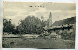 21 LUX Le Bief Du Moulin  Cheminée Lavoigne Editeur - écrite En  1915    /D05-2016 - France