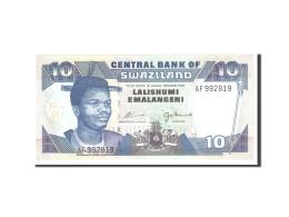 Swaziland, 10 Emalangeni, Undated, KM:24a, Undated, NEUF - Swaziland