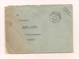 Feldpostbrief Mit Original-Inhalt 3.12.1942 Von St.Marien Bei Neuhofen Nach FP-Nr. 09899/D - Briefe U. Dokumente