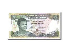 Swaziland, 5 Emalangeni, 1995, KM:23a, Undated, NEUF - Swaziland