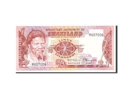 Swaziland, 1 Lilangeni, 1974, KM:1a, Undated, NEUF - Swaziland