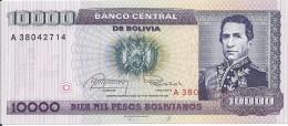 10000 Pesos Bolivianos - Bolivia