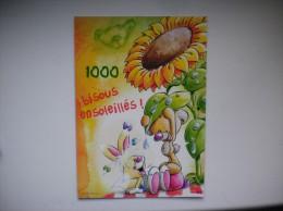 1000 BISOUS ENSOLEILLES! - Diddl