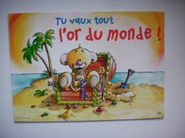 TU VAUX TOUT L'OR DU MONDE! - Diddl