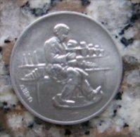 MONETA DA 10 LIRE DI SAN MARINO DEL 1978 IN FDC - - San Marino