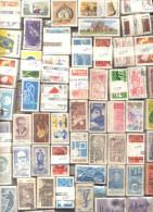 BRÉSIL COLLECTION De 400 TIMBRES DIFFERENT COMMÉMORATIFS, CONMEMORATIVOS BRAZIL BRASIL DIFERENTES NEUFS ET OBLITERES - Postzegels