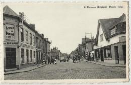 Herseaux (Belgique) Douane Belge  (Mouscron) - Mouscron - Möskrön
