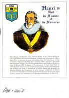 HENRI IV ROI DE FRANCE ET DE NAVARRE (DIL162) - Historische Persönlichkeiten
