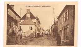 D19 SOURSAC. RUE GRANDE. - Other Municipalities