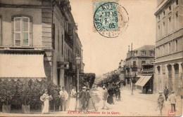 71 AUTUN Avenue De La Gare (2) - Autun
