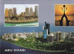 CPM - Capitale Du Monde - Abu Dhabi  Aux Emirars Arabes Unis - Emirats Arabes Unis