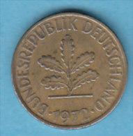 ALLEMAGNE  10 PFENNIG   ANNEE 1972 (LETTRE D  MUNICH)   LOT ALL2022 - 10 Pfennig