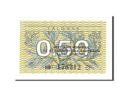 Lithuania, 0.50 Talonas, 1991, KM:31a, Undated, NEUF - Lithuania