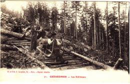88 - GERARDMER - Les Schlitteurs - TBE - Gerardmer