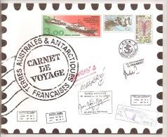 Carnet De Voyage 1999 - Booklets