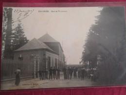 DARGNIES . RUE DE WOINCOURT - Autres Communes