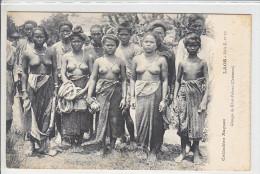 LAOS - GROUPE DE KHAS-PELOUX(CAMMON) FEMMES INDIGENE -N/C - TTB - Laos